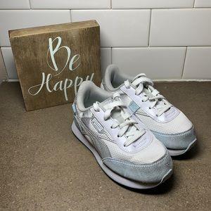 Puma sneakers girls size 11